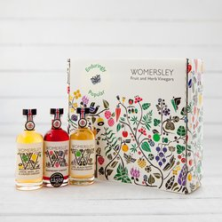 'Enduringly Popular' Fruit & Herb Vinegars with Lemon, Raspberry & Lime Vinegars