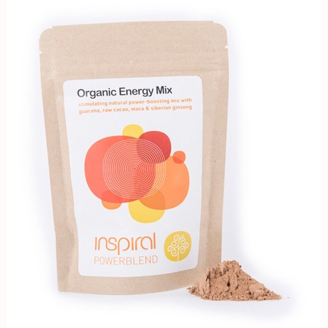 Organic Energy Mix 100g