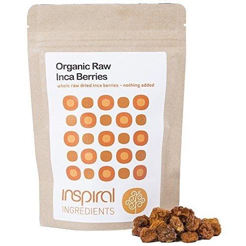Organic Raw Incan Berries 100g