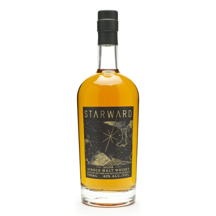 'Solera' Australian Single Malt Whisky by Starward 700ml 43% ABV