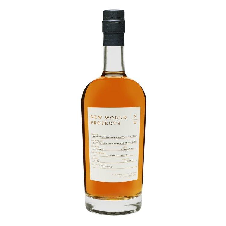 Limited Release Wine Cask Edition Australian Single Malt Whisky by Starward 700ml 41% ABV