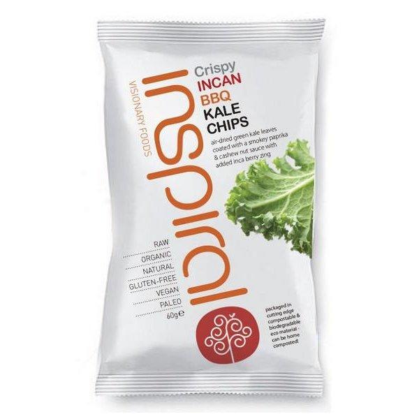 Crispy Incan BBQ Kale Chips 60g