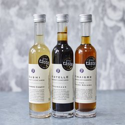 3 Great Taste Award-Winning French Vinegar Gift Set