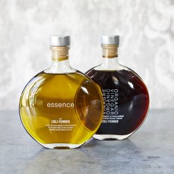 Organic Arbequina Extra Virgin Olive Oil & Balsamic Vinegar Spanish Gift Set