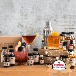 6 Month Cocktail Gift Kit Subscription