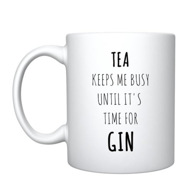 Gin Lovers Tea Mug