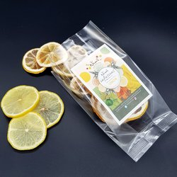 Lemon Fruit Infusions Air-Dried 20g (For Gin, Vodka, Cocktails & Drinks)