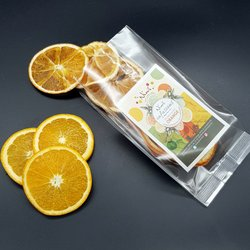 Orange Fruit Infusions Air-Dried 20g (For Bourbon, Cocktails & Drinks)