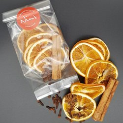 Mulled Spices Infusion Pack for Mulled Wine & Cider