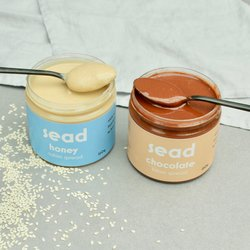 Honey & Chocolate Tahini Spread Set 2 x 220g