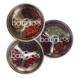 Trio of Flavoured Botanical Drink Infusion Blends - 3 x 5g (For Gin, Cocktails & Soft Drinks)