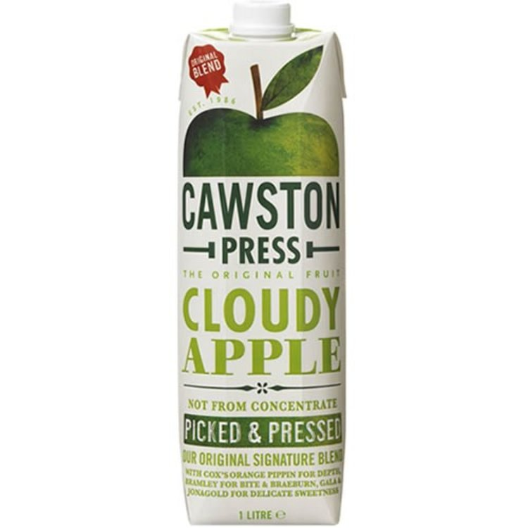 Cawston press apple juice 2678