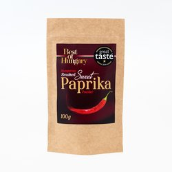 Hungarian Sweet Smoked Paprika from Szeged 100g