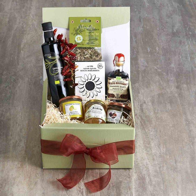 Italian Superfood Gift Hamper Inc. Jams