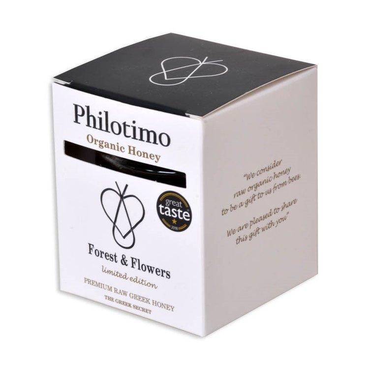 250g Forest & Flowers Organic Greek Honey Premium Limited Edition (Raw)