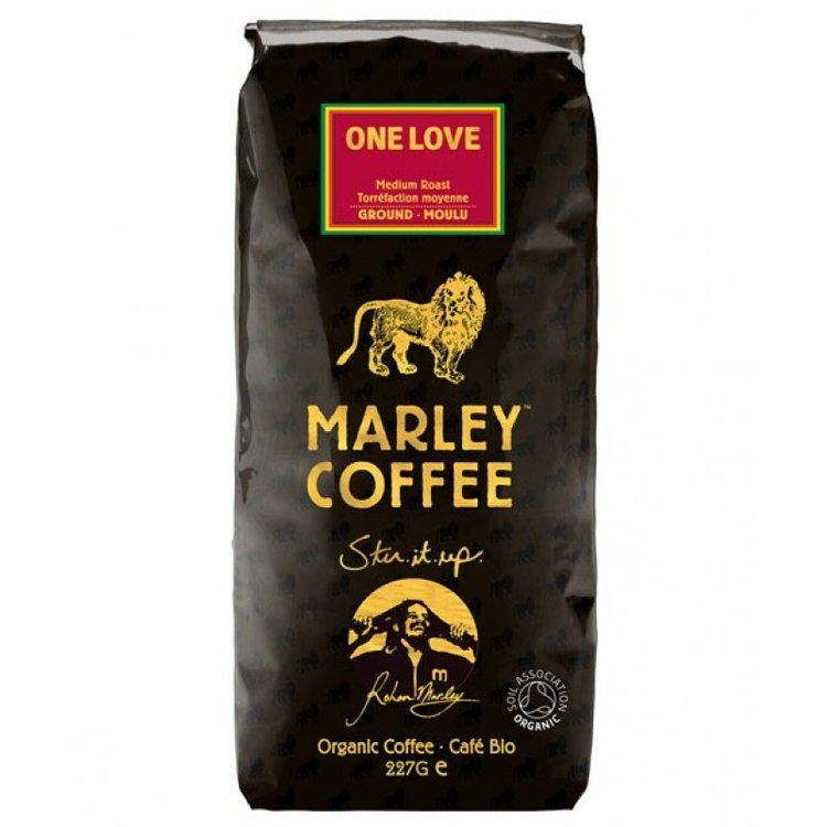 Marley one love ground coffee 2842