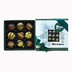 Micronutrients Marzipan Vegan Chocolate Truffle Gift Box
