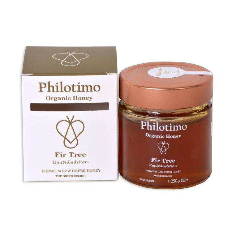 250g Greek Fir Tree Organic Honey Premium Limited Edition P.D.O. (Raw)