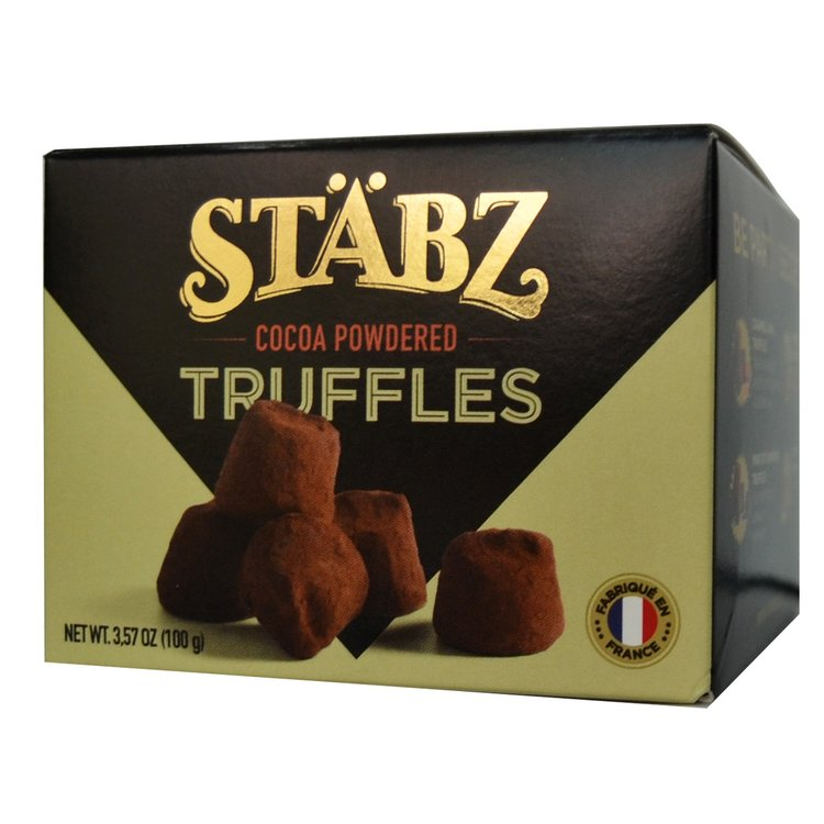 Cocoa Dusted Chocolate Truffles 100g