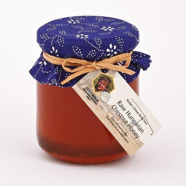 Raw Hungarian Chestnut Honey 250g