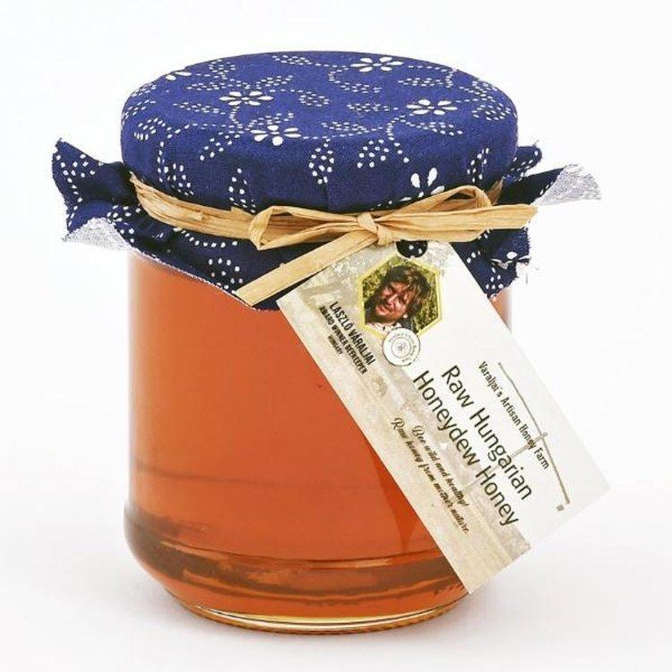 Raw Hungarian Honeydew Honey 250g