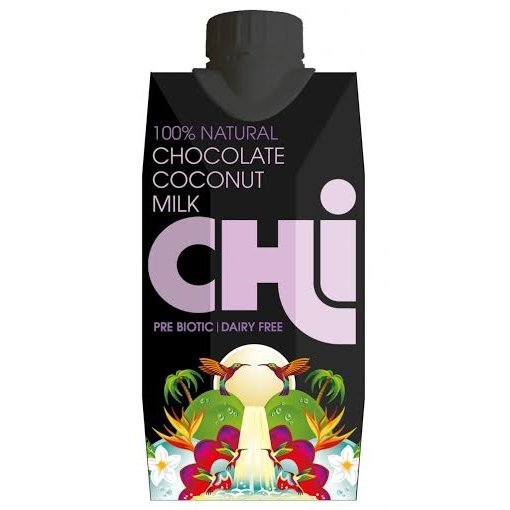 100% Natural Chocolate Coconut Milk 330ml