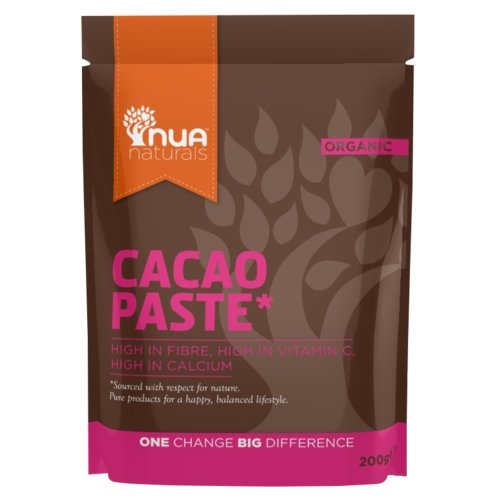 Organic Cacao Paste 200g
