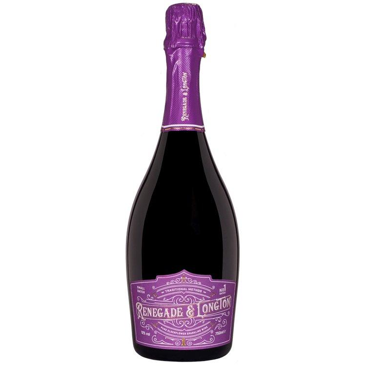Pure Elderflower English Sparkling Wine 750ml