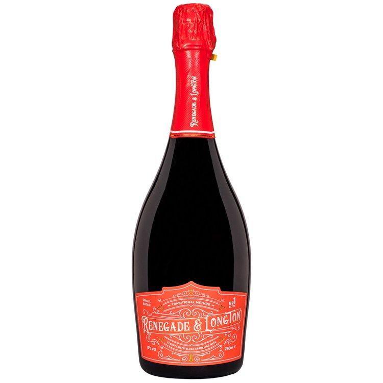 Elderflower Blush English Sparkling Wine 750ml