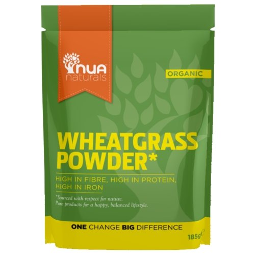 Organic Wheatgrass Powder 185g