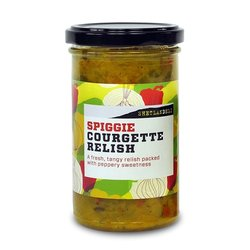260g 'Spiggie Courgette' Vegetable Relish