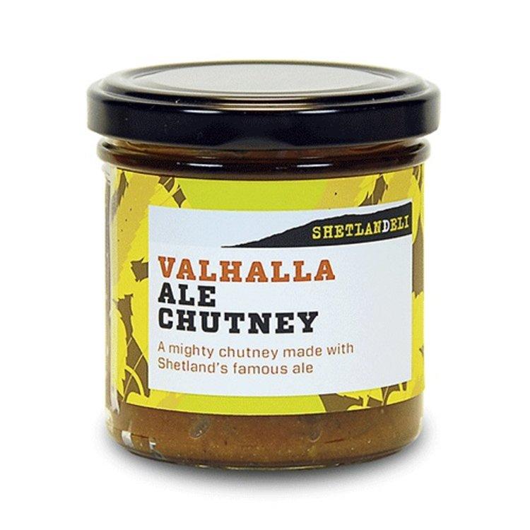 155g 'Valhalla' Shetland Ale Chutney
