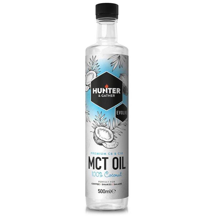Premium MCT Oil 500ml (C8 & C10)