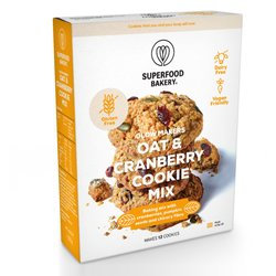 'Glow Makers' Cookie Baking Mix with Cranberries, Chia & Pumpkin Seeds 280g (Vegan & Gluten Free)