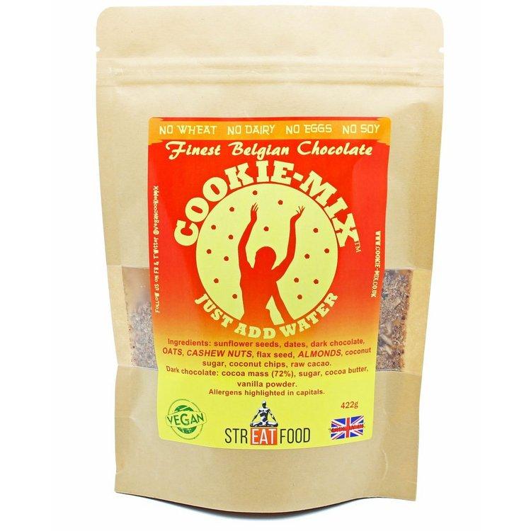 Belgian Chocolate Superfood Cookie Mix 422g