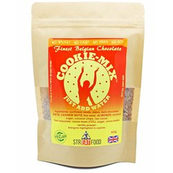 Belgian Chocolate Superfood Cookie Mix 422g