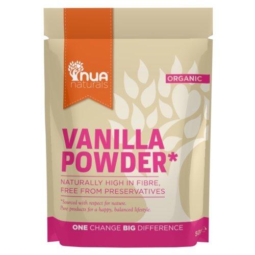 Organic Vanilla Powder 50g