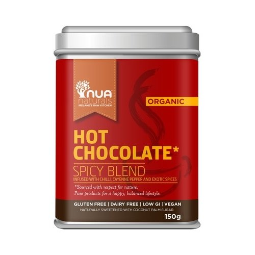 Organic Spicy Hot Chocolate 150g