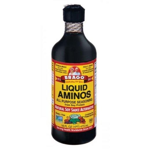 Gluten-Free Liquid Aminos 473ml