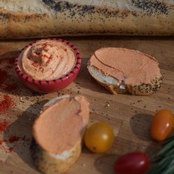 Creamed Paprika Smoked Vegan Cashew Cheese 150g