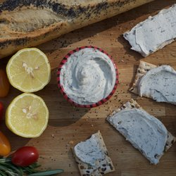 Creamed Dill Vegan Cashew Cheese 150g
