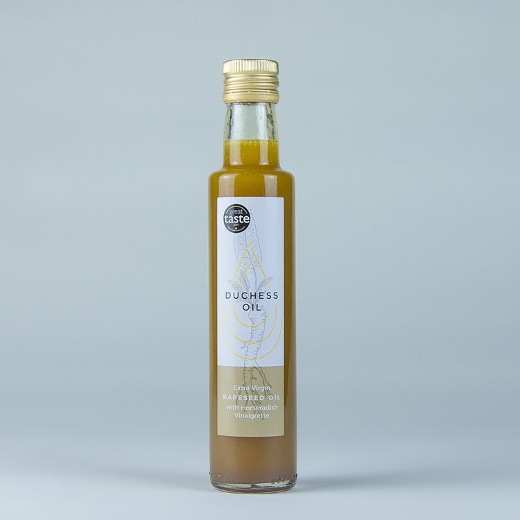 Horseradish Vinaigrette with Extra Virgin Cold-Pressed Rapeseed Oil 250ml
