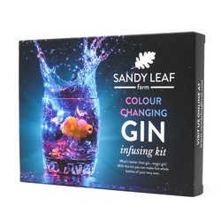Make Your Own Colour Changing Gin - Infusing Gift Kit