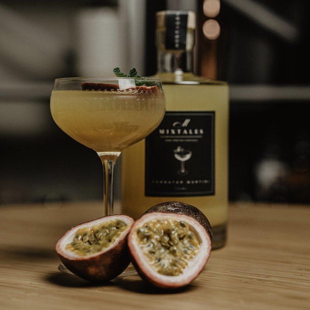 Mixtales Pornstar Martini Pre-Mixed Cocktail 700ml