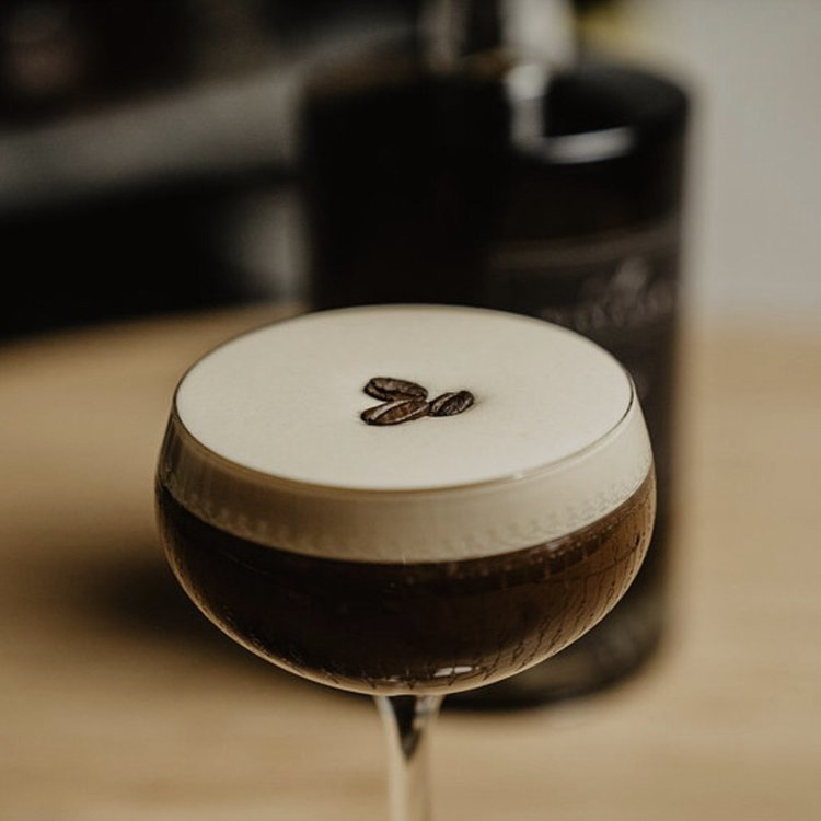 Espresso Martini Pre-Mixed Cocktail 700ml