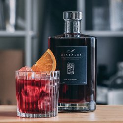 Negroni Pre-Mixed Cocktail 700ml