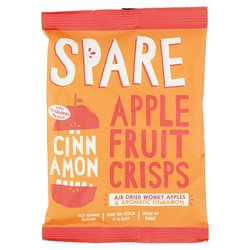 15 x Air-Dried Apple & Cinnamon Fruit Crisps Snack Pack (15 x 22g)