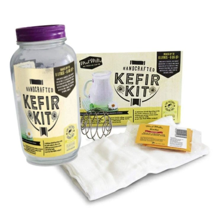 Make Your Own Kefir Gift Kit