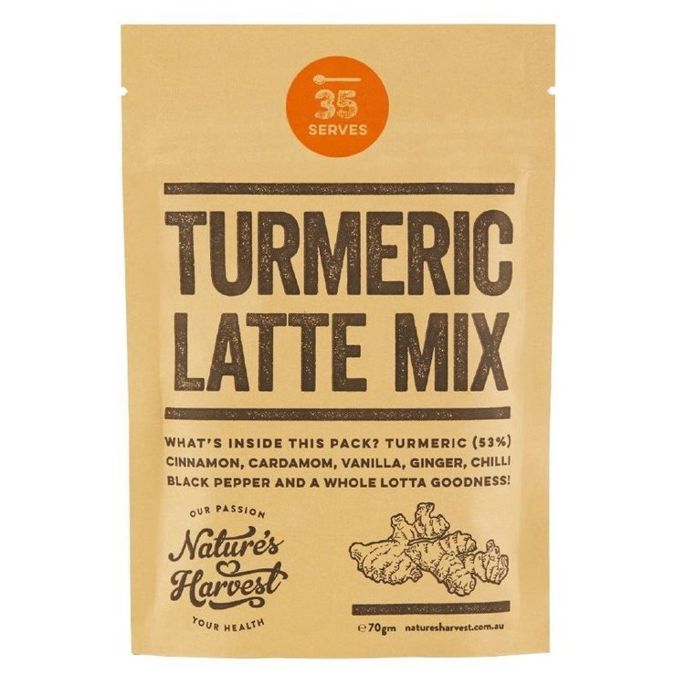 Turmeric Latte Mix Drink Blend 70g