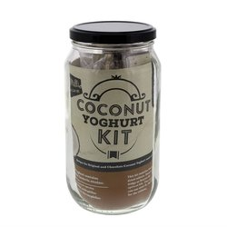 Make Your Own Coconut Yoghurt Gift Kit (Makes Coconut & Chocolate Yoghurts)